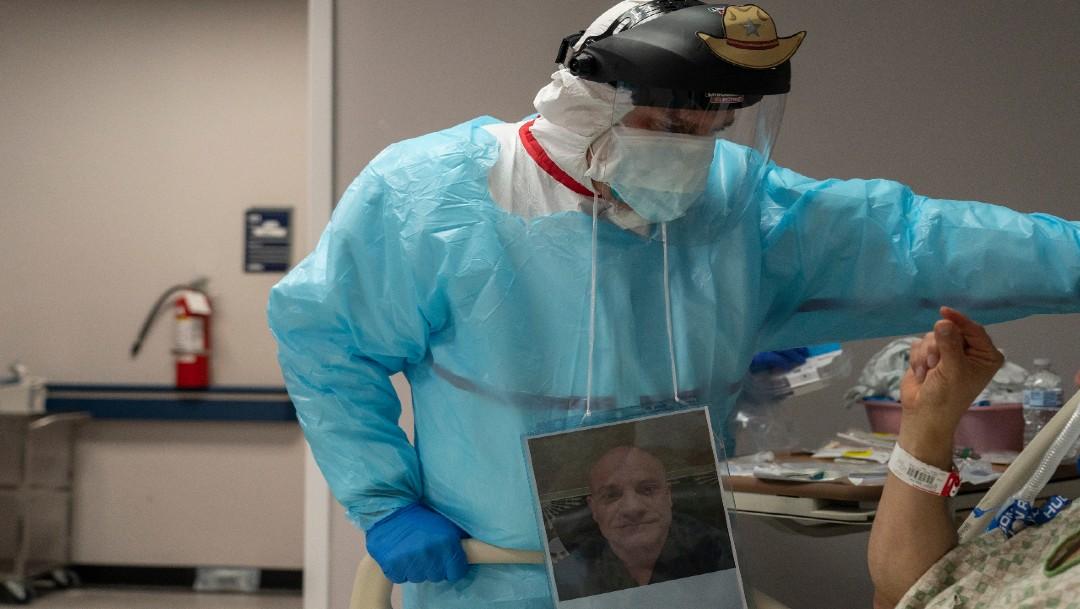 Estados Unidos registra récord de 4 mil 470 muertes por COVID-19 en 24 horas