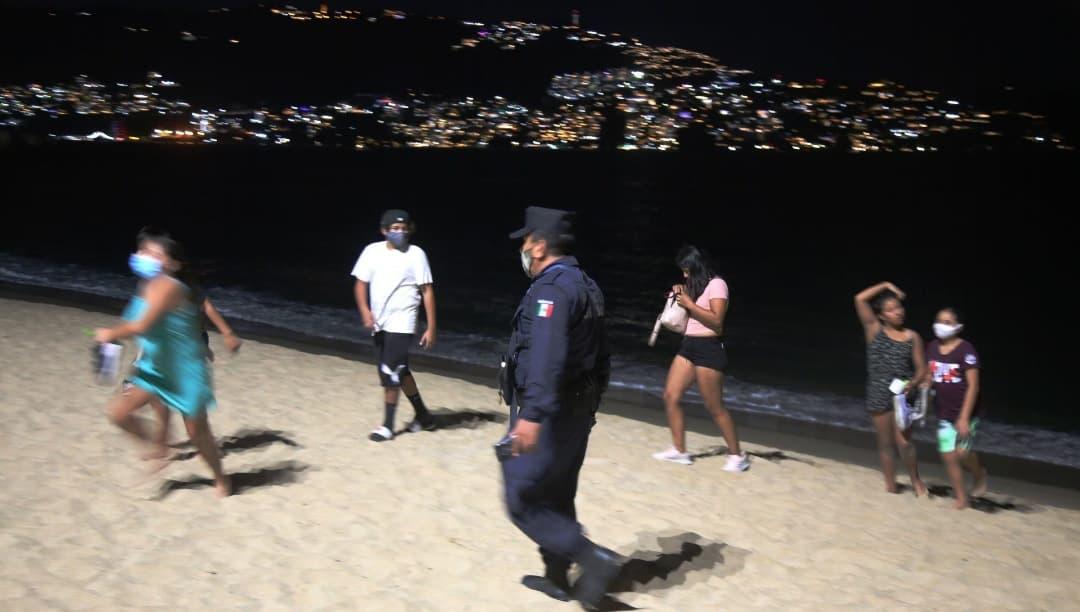 Fin de año en Acapulco se ensombrece por la pandemia
