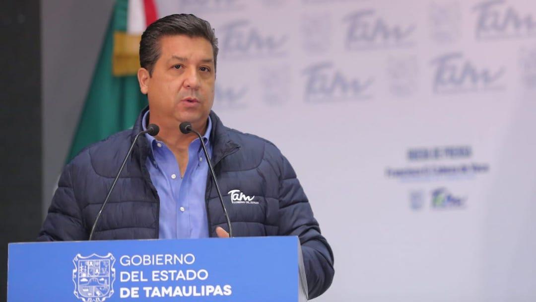 Gobierno Tamaulipas Infraestructura Vacunación COVID-19