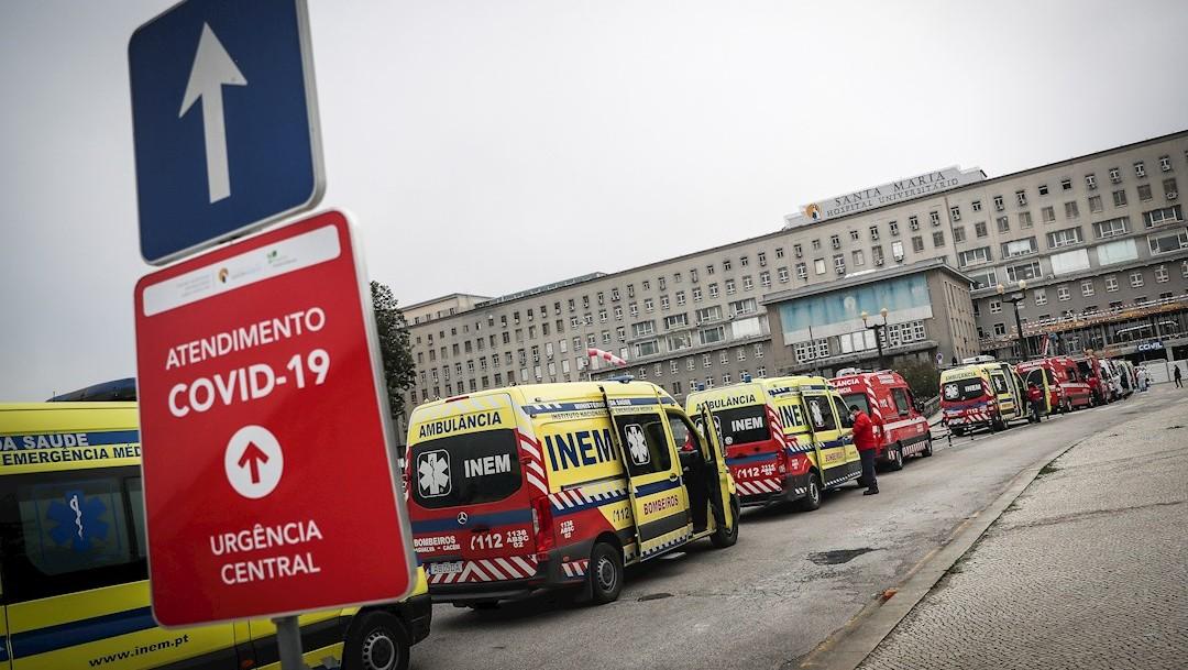 Portugal endurece medidas para frenar contagios de COVID-19