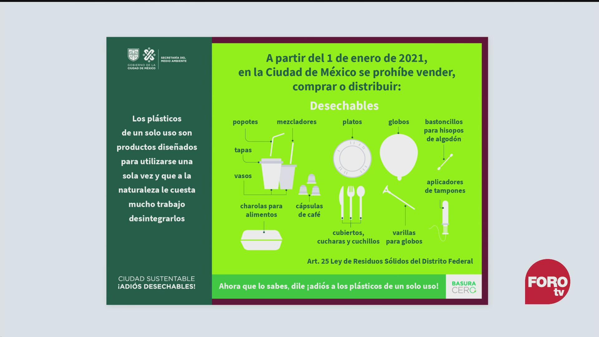 prohibicion de plasticos en cdmx la paparrucha del dia
