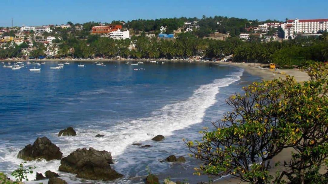 Puerto Escondido comienza el año con el 50% de ocupación hotelera