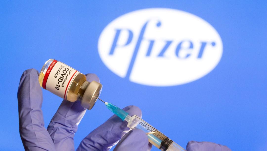Reino Unido estudiará _cuidadosamente_ grado de protección de la vacuna de Pfizer