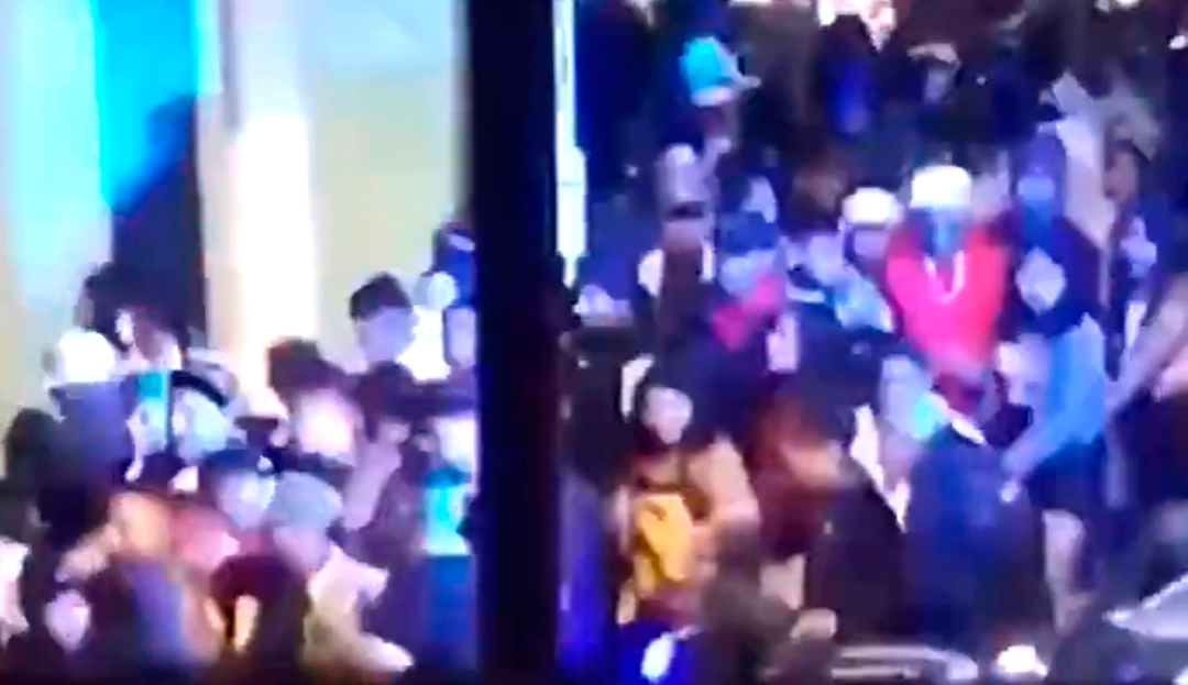 Video de fiesta masiva en Chimalhuacán sorprende en redes sociales