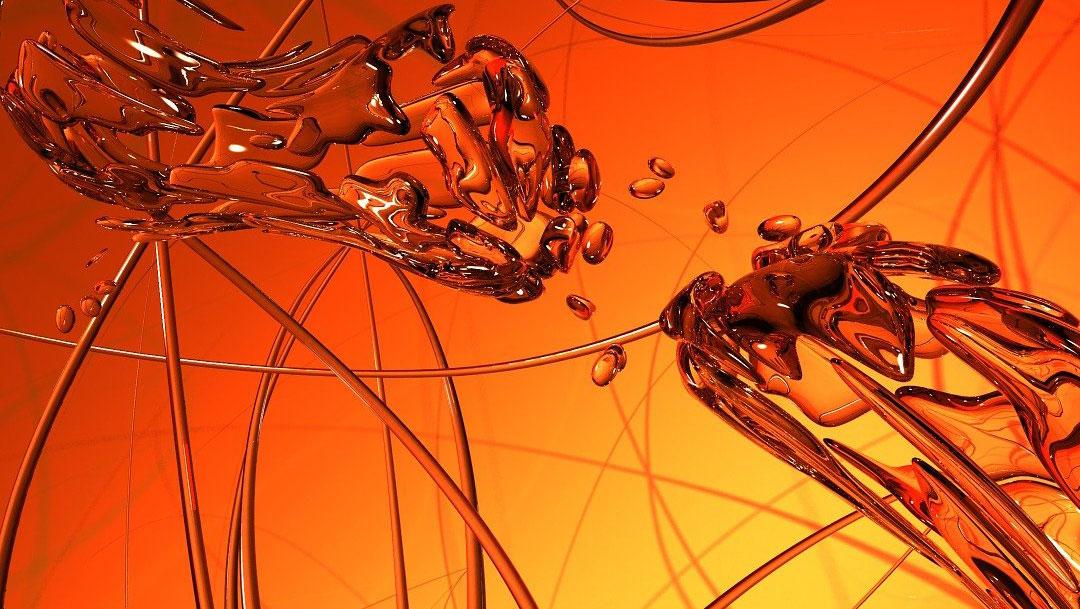 Un estudio de la Universidad de Constanza reveló que el vidrio líquido es un nuevo estado de la materia