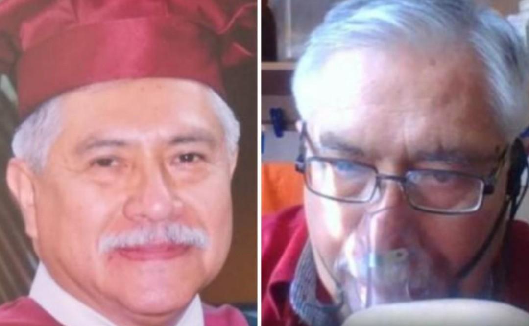 Muere profesor enfermo de COVID-19; daba clases con óxigeno