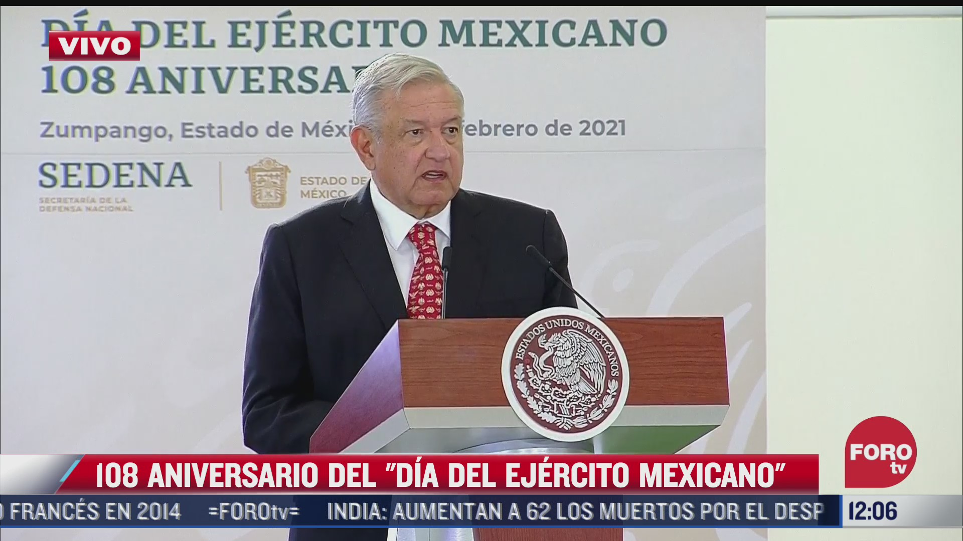 amlo ejercito mexicano debe seguir cumpliendo su mision de defender la soberania