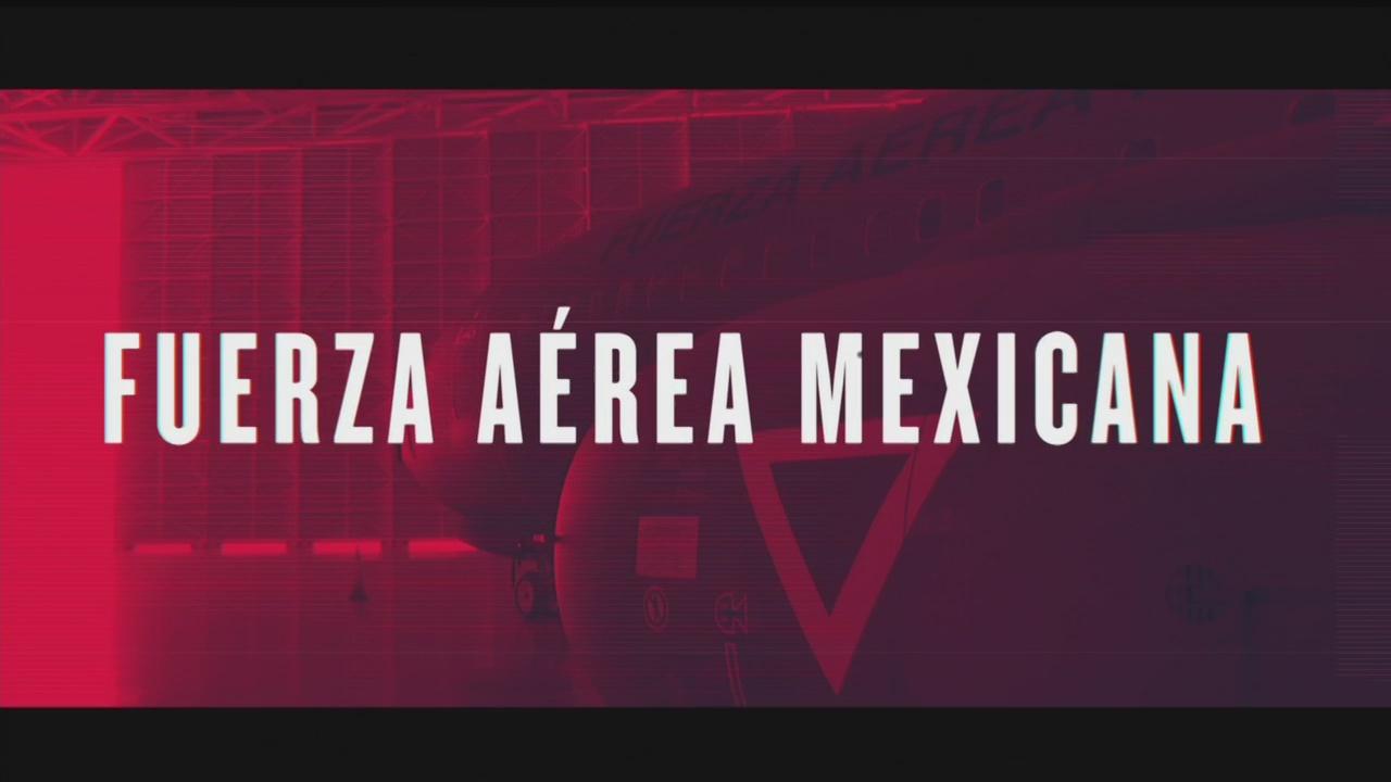 amlo encabeza el 106 aniversario de la fuerza aerea mexicana parte