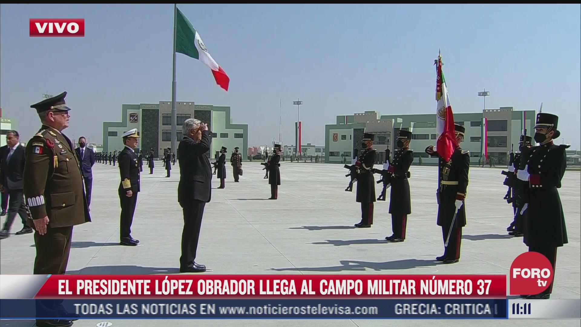 amlo encabeza el 108 aniversario del dia del ejercito mexicano