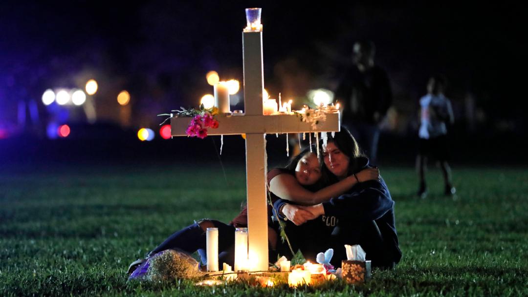 Se cumplen tres años del tiroteo en la escuela secundaria de la ciudad de Parkland, Florida, en el que murieron 17 personas