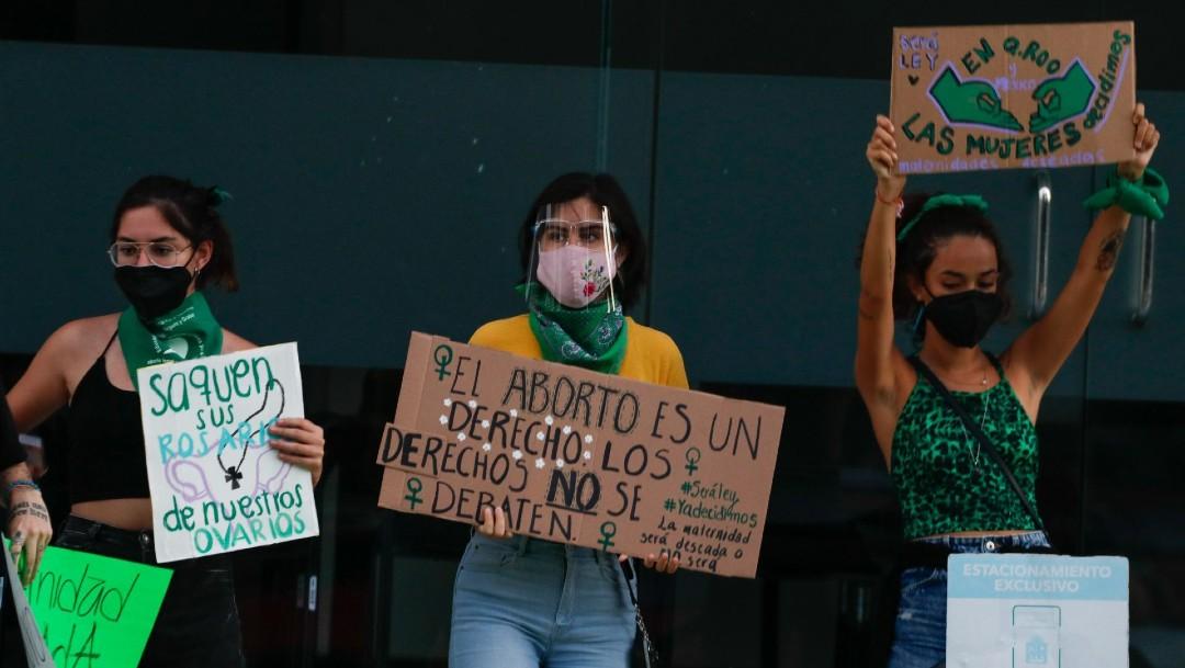 Aplazan despenalización del aborto en Quintana Roo