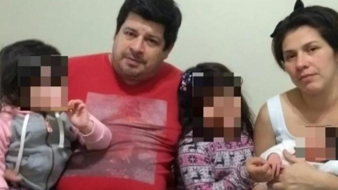 Asesinan Padre Familia Asalto Foto