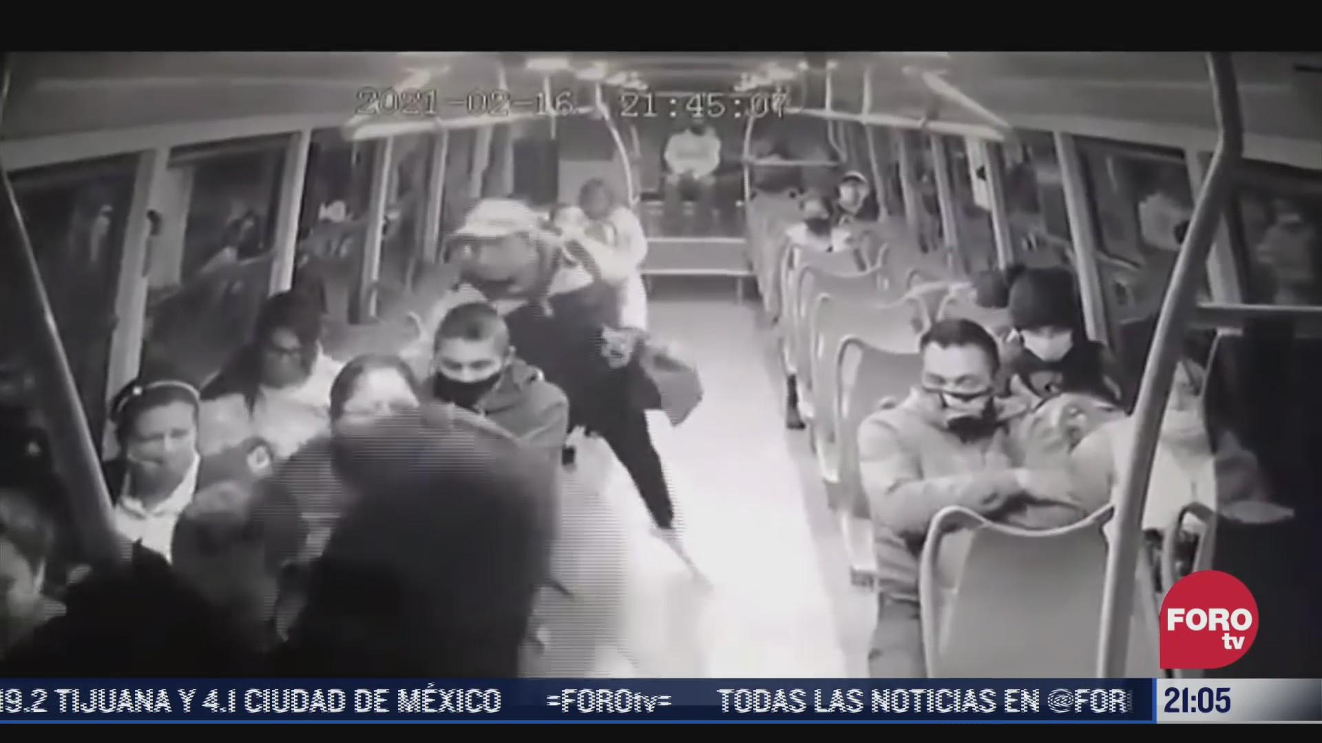 aumentan asaltos al transporte publico en celaya guanajuato