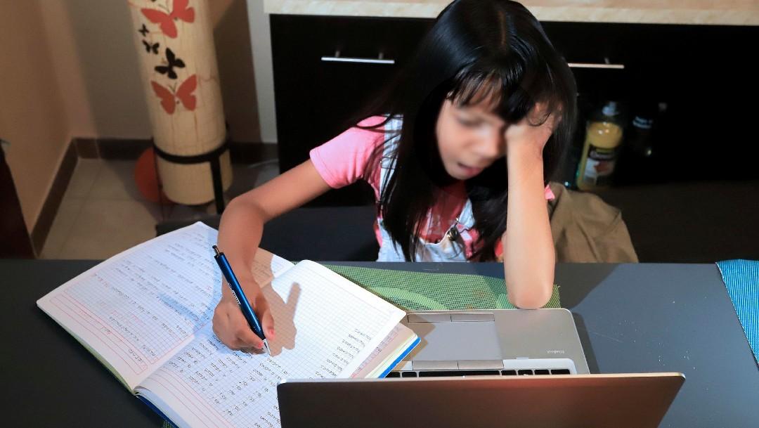 ¿Qué provoca en los niños las clases a distancia por COVID-19?