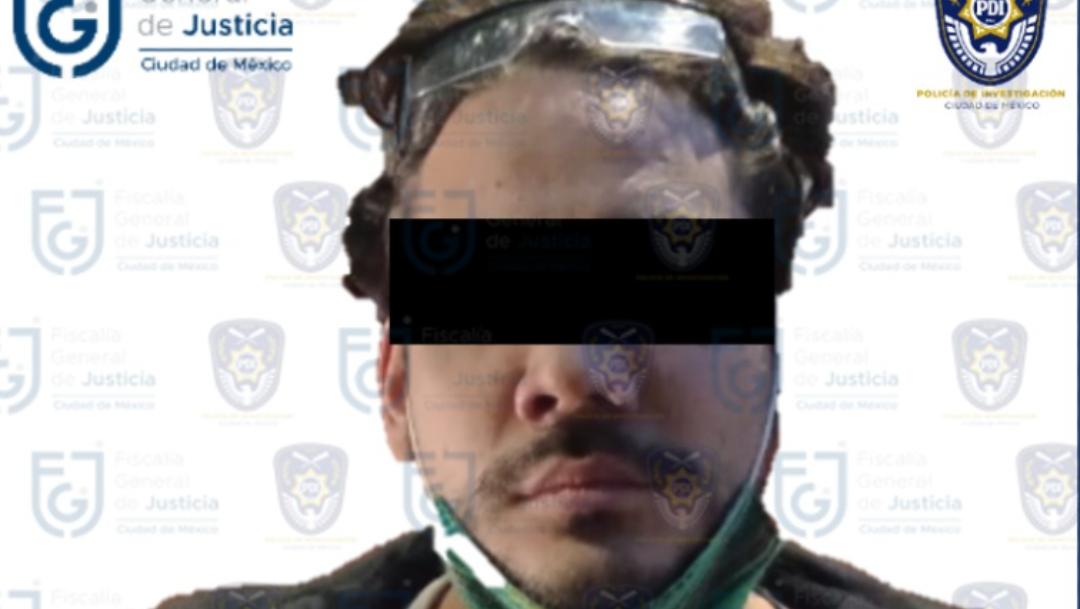 Detienen a 'Rix', youtuber acusado de abuso sexual contra Nath Campos