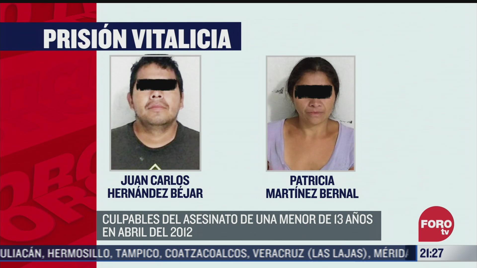 dictan prision vitalicia para los monstruos de ecatepec