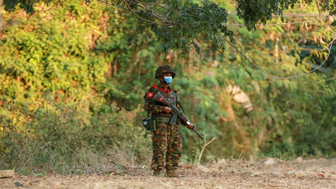 EEUU suspende ayuda a Myanmar tras determinar golpe de Estado