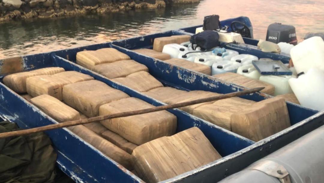 Incauta metanfetamina y fentanilo en Sinaloa (DEA)