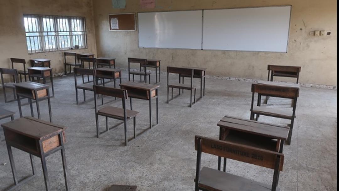 Escuela en Nigeria