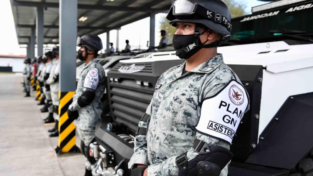 Ex elementos de Policía Federal no cubren requisitos para GN