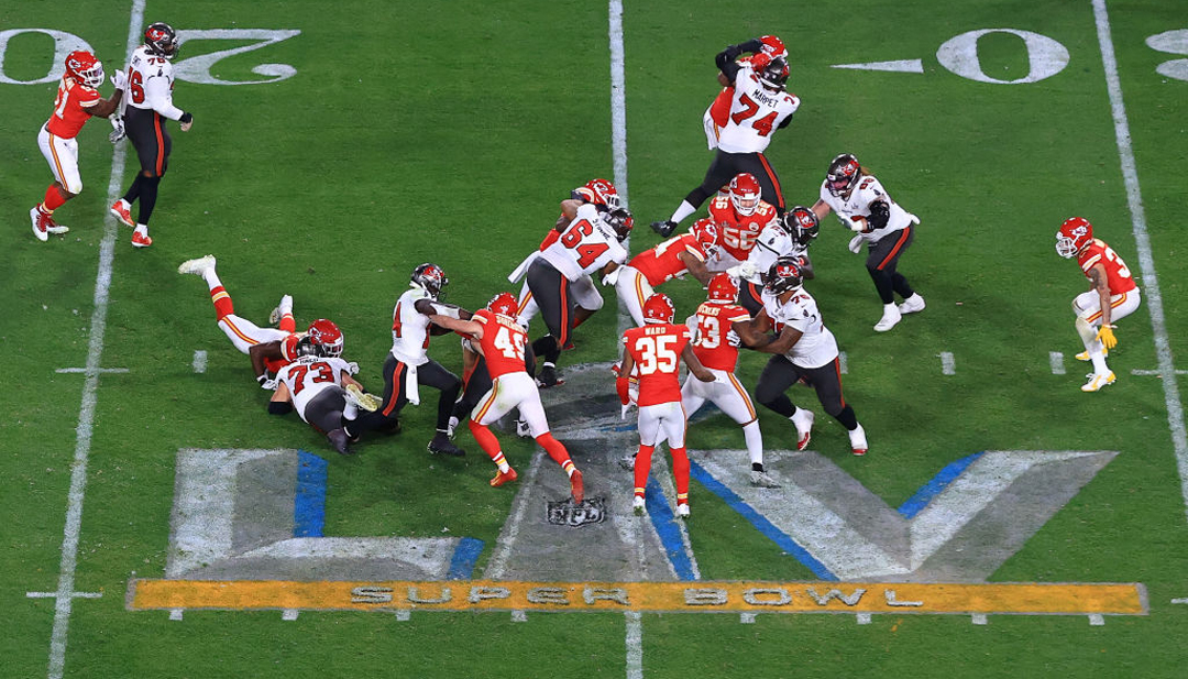 Fotos: así se vivió el Super Bowl LV entre Kansas City Chiefs y Tampa Bay Buccaneers