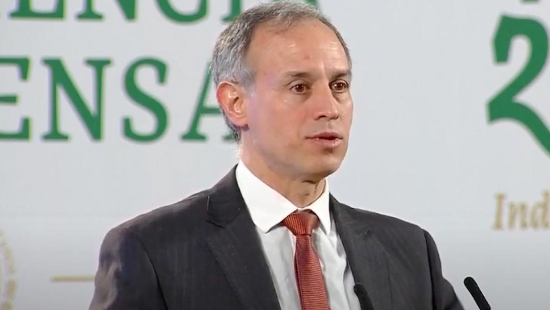 Hugo López-Gatell, subsecretario de Prevención y Promoción de la Salud (Presidencia de la República)