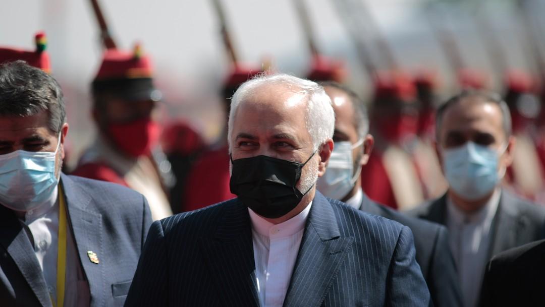 El ministro de Relaciones Exteriores de Irán, Mohammad Javad Zarif (Getty Images)