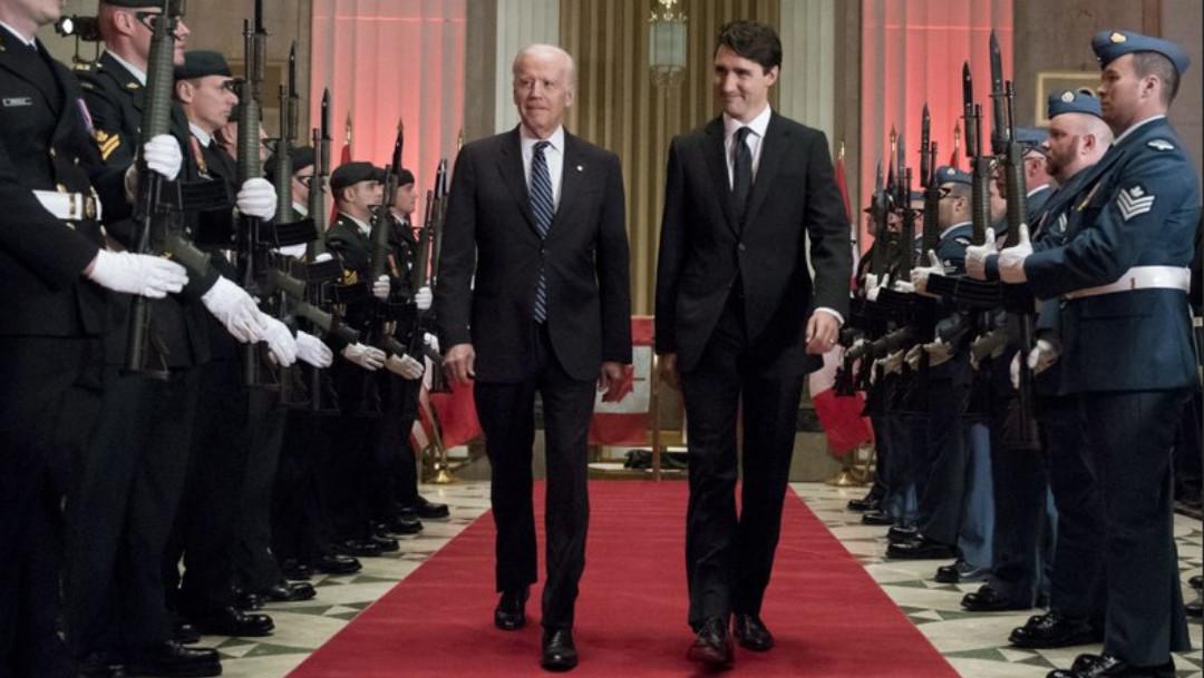 Biden y Trudeau tendrán su primera reunión virtual el próximo martes