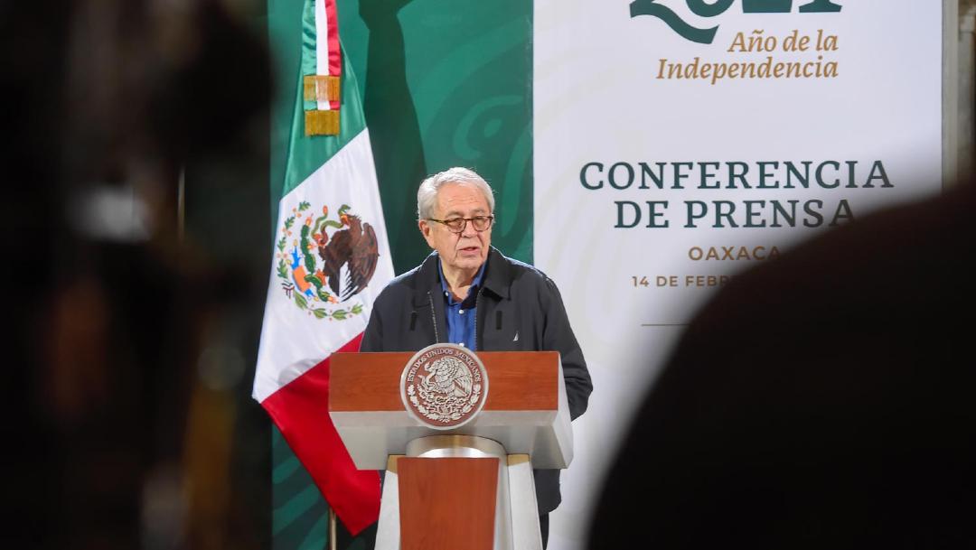 El secretario de Salud, Jorge Alcocer.