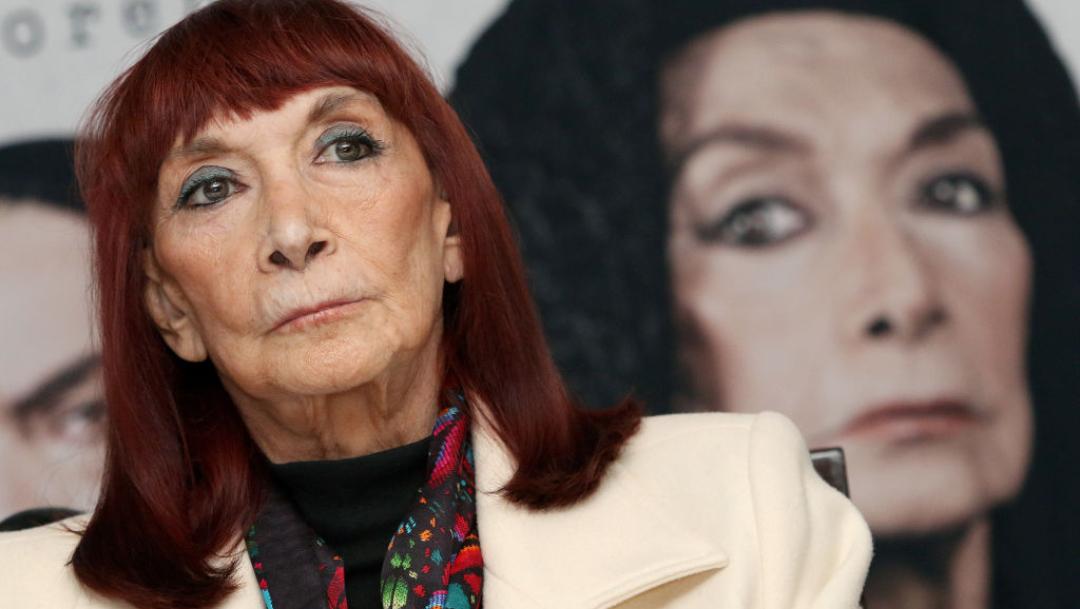 Revelan que actriz Lucía Guilmáin falleció por COVID-19