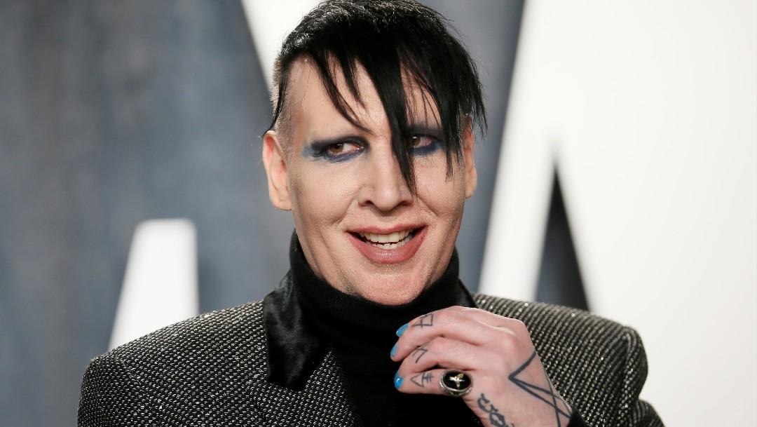 Marilyn Manson niega acusaciones de Evan Rachel Wood sobre presuntos abusos