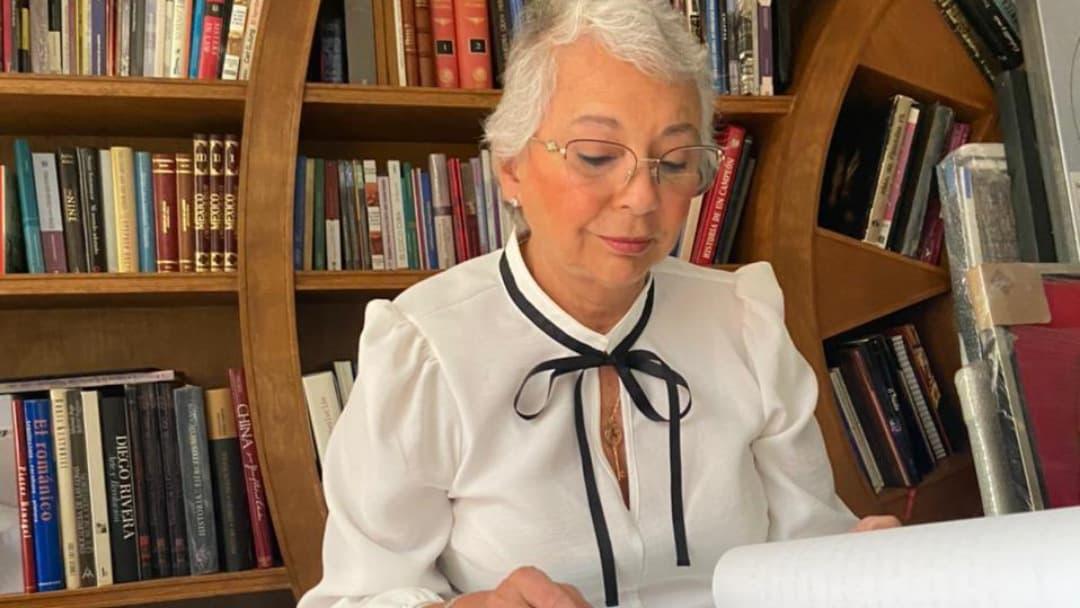 México ha avanzado mucho en igualdad de género: Olga Sánchez Cordero