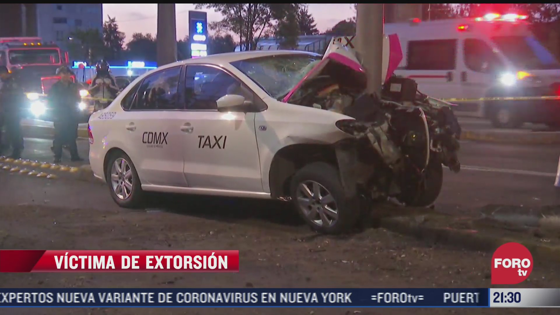 nueva forma de extorsion piden ayuda por supuesto accidente