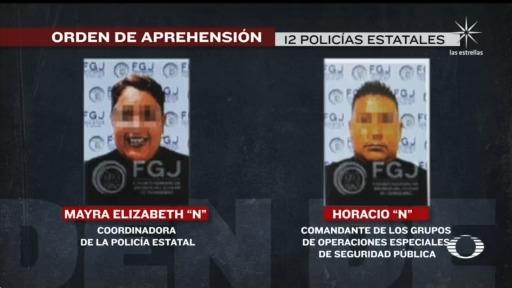 policias estatales participaron en masacre de migrantes