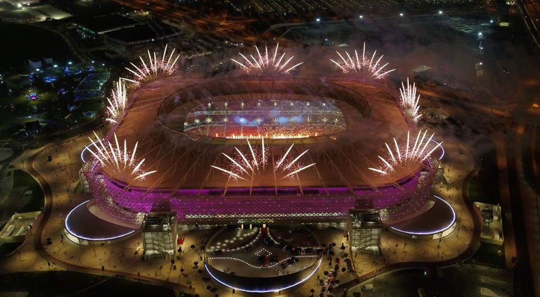 Presidente de FIFA espera que Mundial de Qatar 2022 sea con estadios llenos