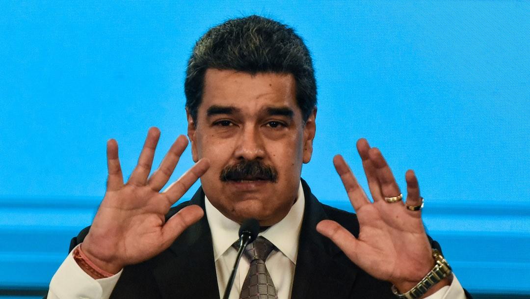 El presidente de Venezuela, Nicolás Maduro (Getty Images)