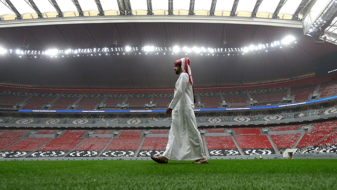 Estadio para el Mundial de Qatar 2022 (Getty Images)