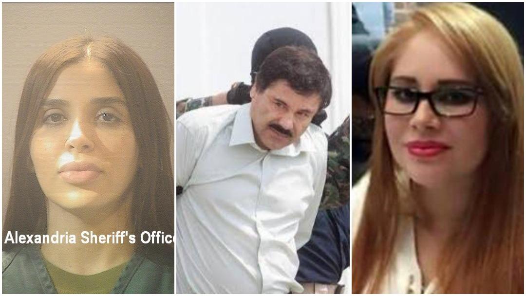 Qué fue de las parejas y esposas del Chapo Guzmán