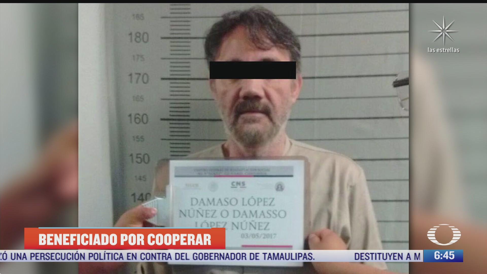 revocan en eeuu sentencia al narcotraficante mexicano damaso lopez el licenciado