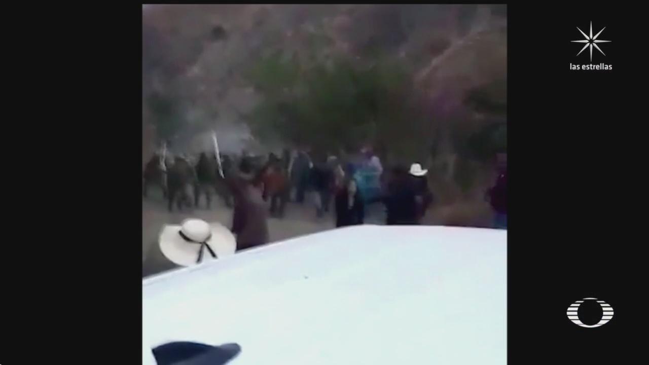 se enfrentan campesinos y militares en guerrero por cultivos de amapola