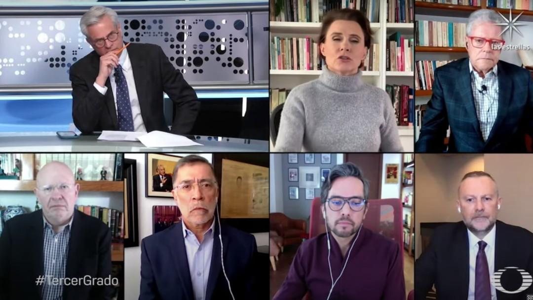 Video: Fase dos de vacunación contra COVID-19 en México y caso Salgado Macedonio en Tercer Grado