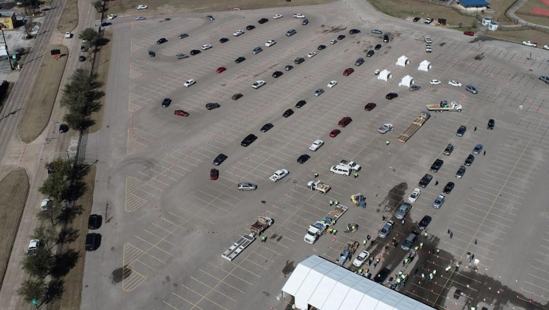 Texas ha sufrido apagones generalizados y escasez de agua (Reuters)