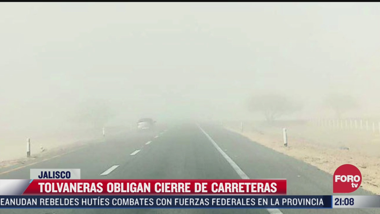 tolvaneras obligan cierre de carreteras en jalisco