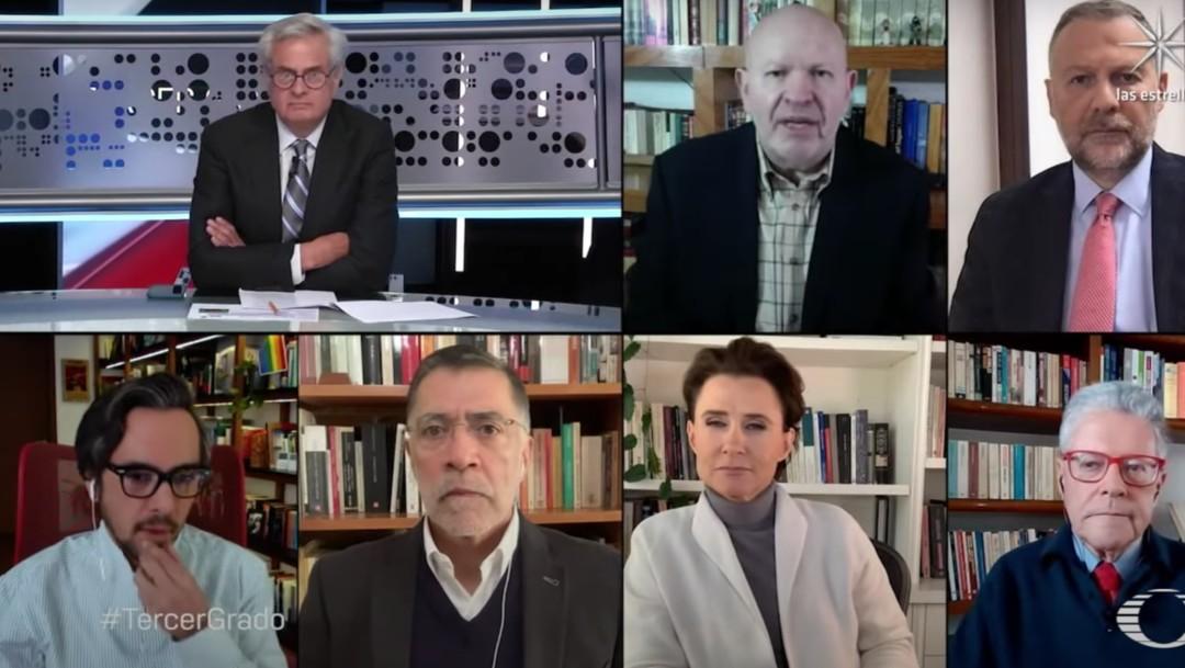 Video: La vacuna Sputnik V y la ley de la industria eléctrica, en Tercer Grado