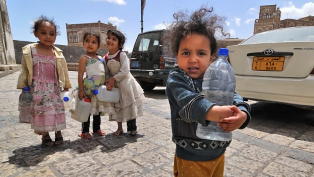 Yemen al borde hambruna de proporciones históricas