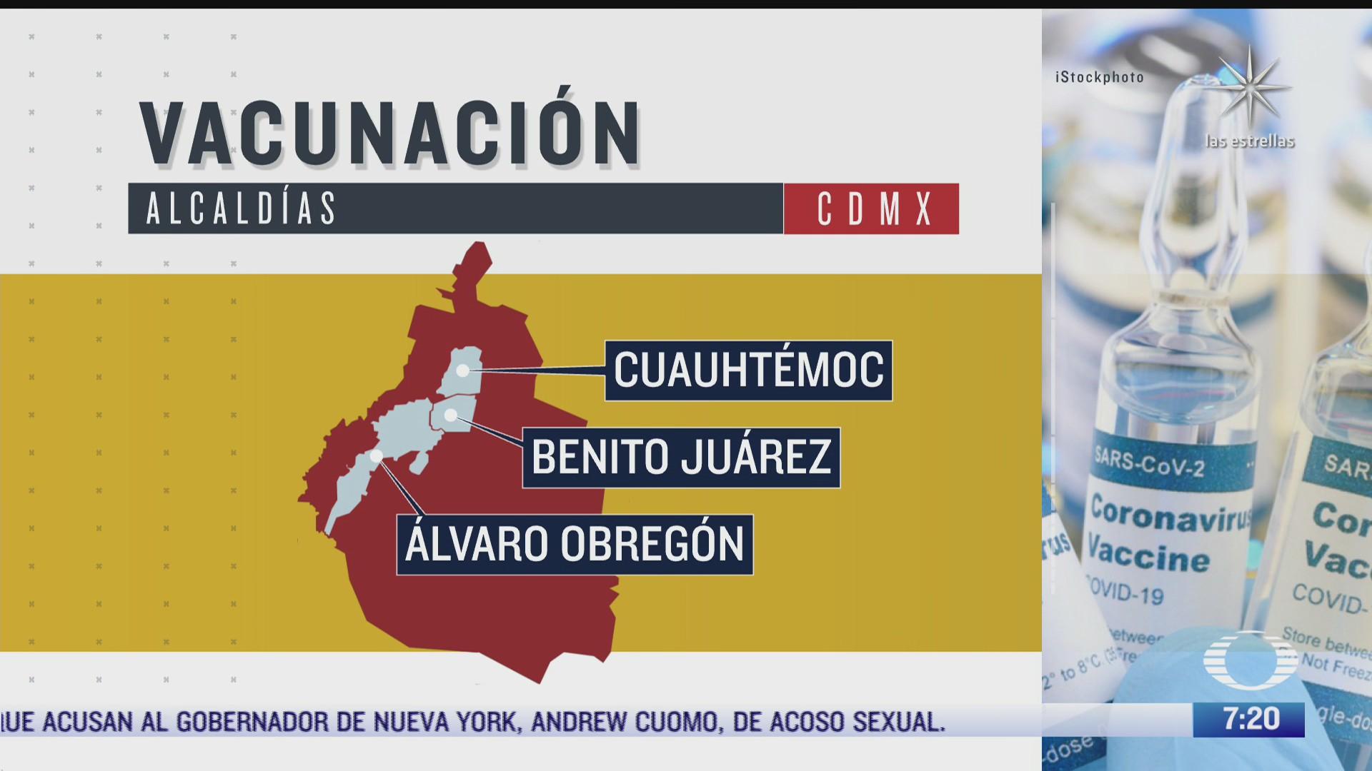 a que adultos mayores les toca vacunarse este martes 30 de marzo en alvaro obregon benito juarez y cuauhtemoc