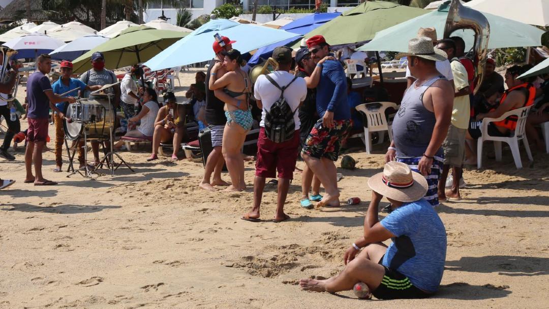 turismo, Semana Santa, coronavirus, Acapulco