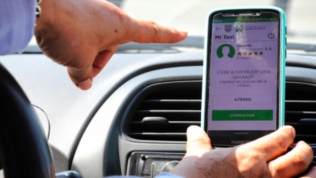 App Mi Taxi ¿cómo usarla?