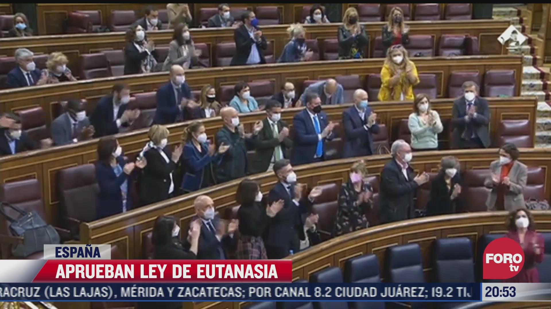 aprueban ley de eutanasia en espana