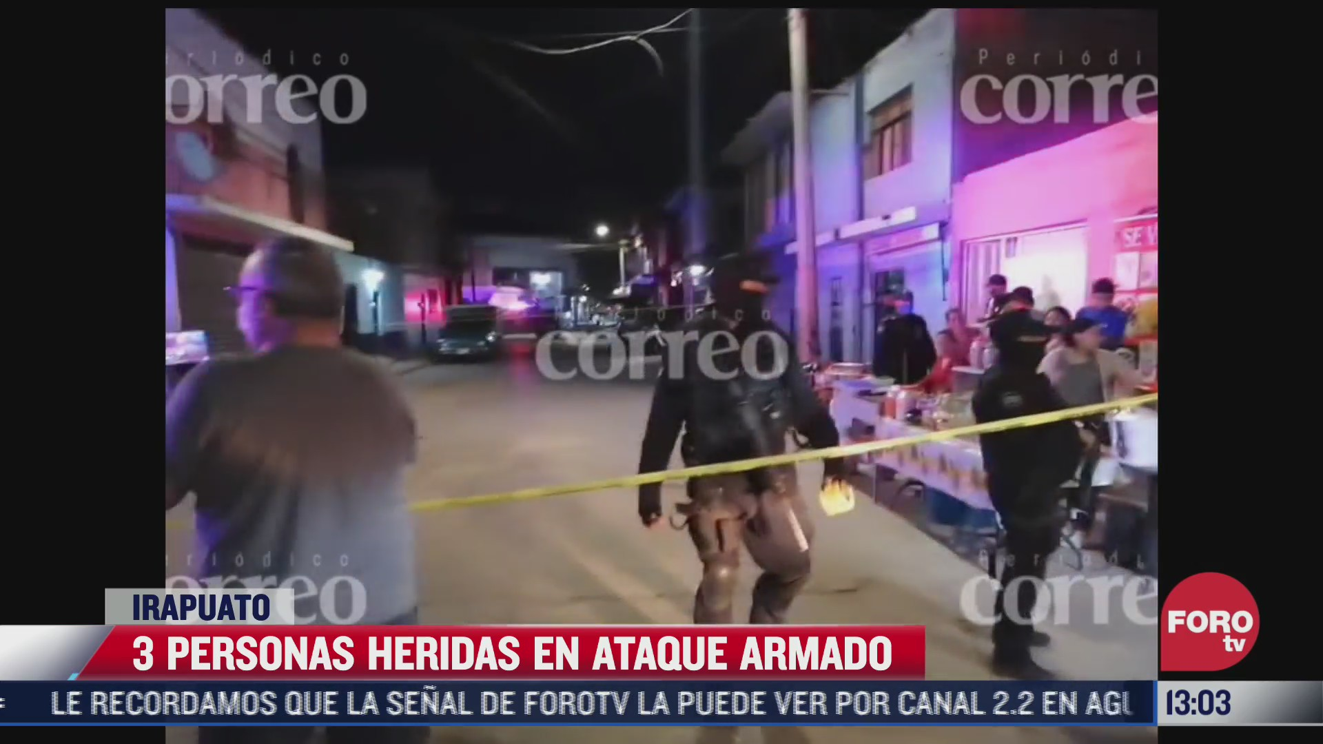 ataque armado deja 3 heridos en irapuato guanajuato